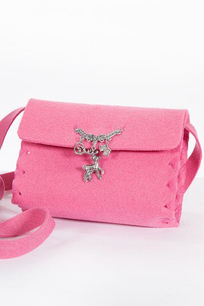 Trachtentasche Kitzbühl klein pink