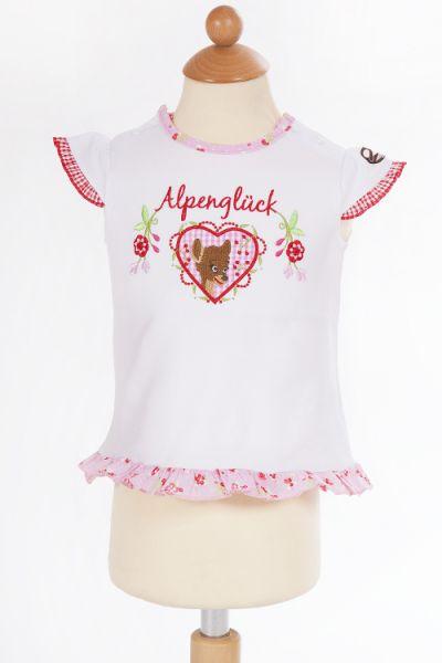Baby Trachten Shirt Bambi Alpenglück  1