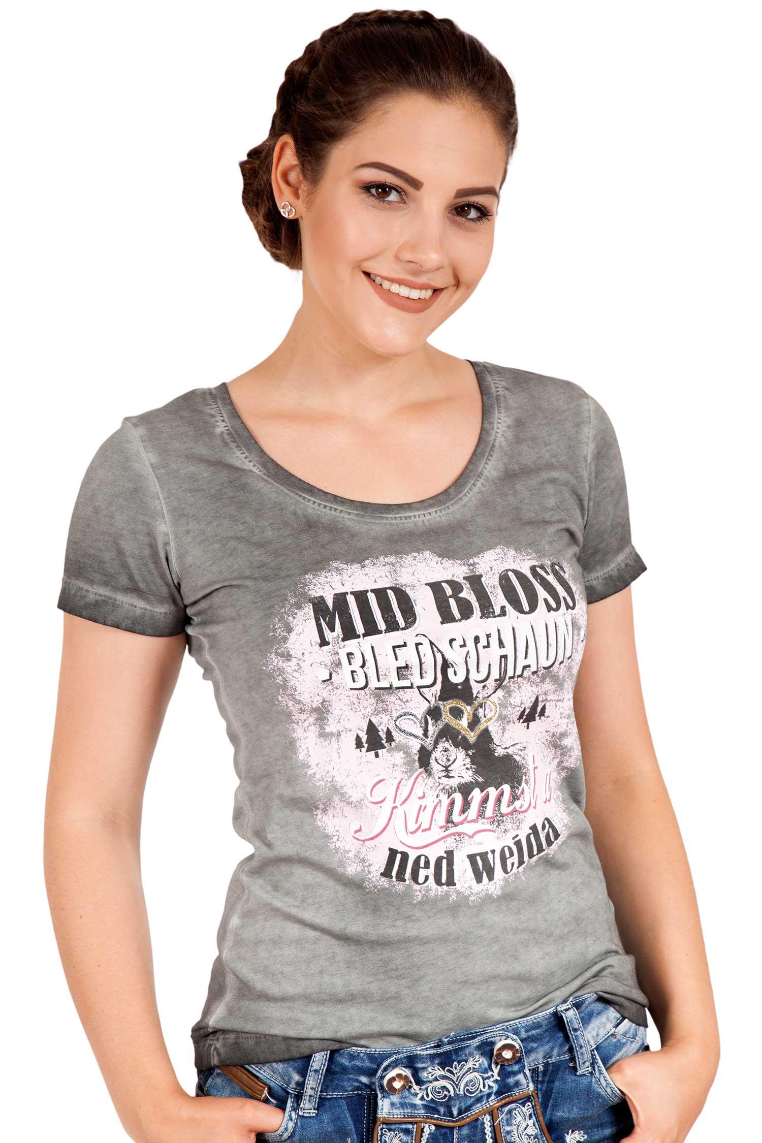 Damen Trachten T Shirt