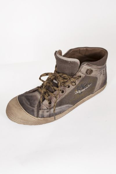 Trachtenschuhe hohe Sneaker von Stockerpoint